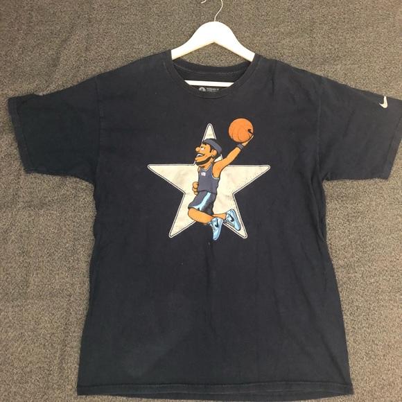 purchase cheap 8f412 606d5 Nike Cartoon Lebron James Tshirt